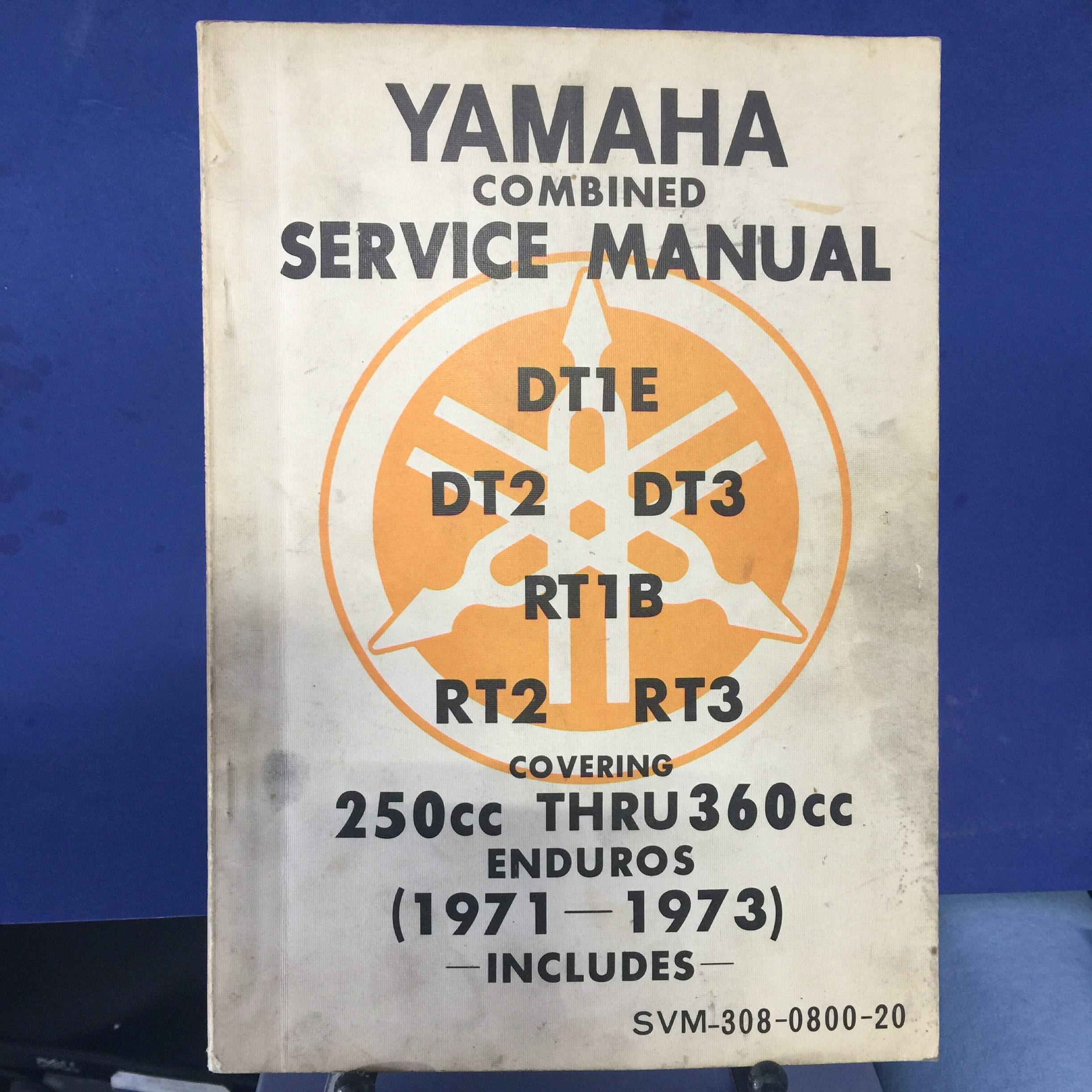 IMG_7849 e1525374826662 yamaha combined service manual, dt1e, dt2 , dt3, rt1b , rt2 , rt3
